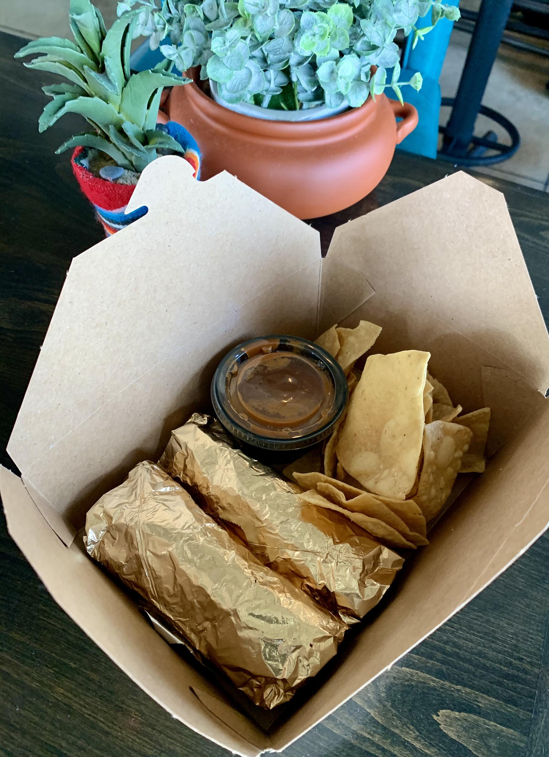 Taco Boxed Lunch