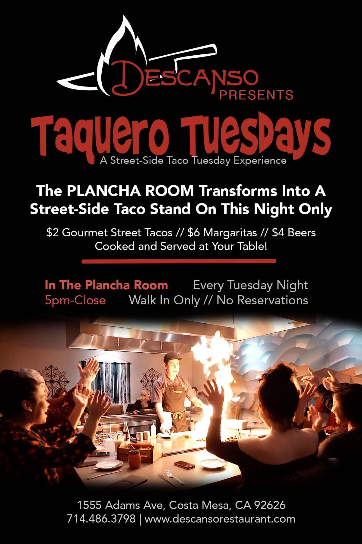 Taquero Tuesdays